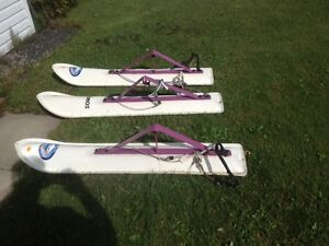 Ski pour pendulaire, ultra- léger