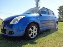2006 Suzuki Swift EZ S Blue 5 Speed Manual Hatchback Brendale Pine Rivers Area Preview