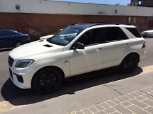 2013 Mercedes-Benz ML63 AMG AS NEW CONDITION!! LONG REGO JULY '16 Blacktown Blacktown Area Preview