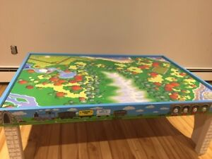 Thomas the Train Table