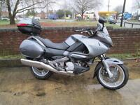 Honda NT 700 VA Deauville touring commuting motorcycle