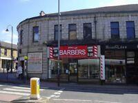 Versatile shop to let Accrington Centre