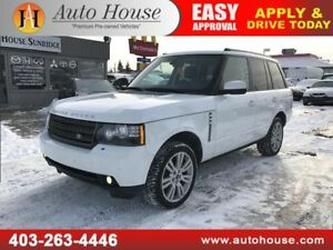 2012 Land Rover Range Rover HSE NAVI BCAM ROOF PUSH START
