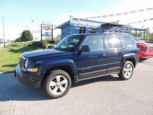 2014 Jeep Patriot North 4x4 Windsor Jeep Dealer Provincial Chrys