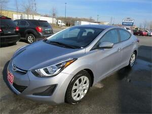 2015 Hyundai Elantra GL, Heated Seats, Bluetooth, Low kms Kingston Kingston Area image 4