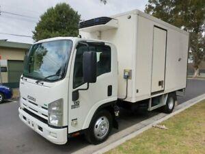2012 Isuzu NPR200 3 Pallet White Refrigerated Truck 5.2l 4x2 Homebush West Strathfield Area Preview