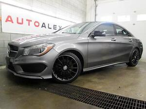 2014 Mercedes CLA250 TOIT OUVRANT EDTION 1 CUIR MAGS 18