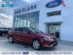 2015 Chrysler 200 Limited *HAIL SPECIAL*