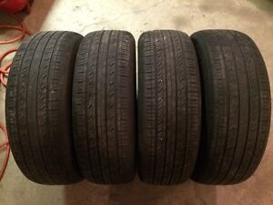 P225/55R19 Hankook Optimo H426 tires