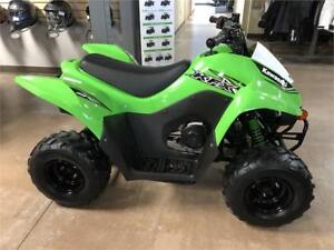 2017 Kawasaki KFX 50 - FOR KIDS