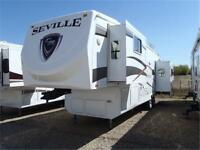 2009 Cross Road SEVILLE***From $88/Weekly*** 5th Wheel