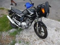125 + Motorcycles Wanted (Spares or Repairs / MoT Failures / Write-Off's.. Etc..)