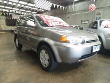 2001 Honda HR-V (4x4) (4x4) Silver 5 Speed Manual Wagon Mordialloc Kingston Area Preview