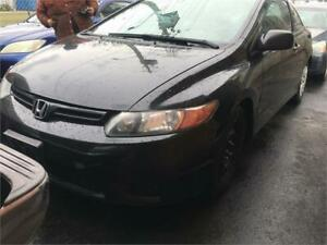 2008 Honda Civic Cpe DX