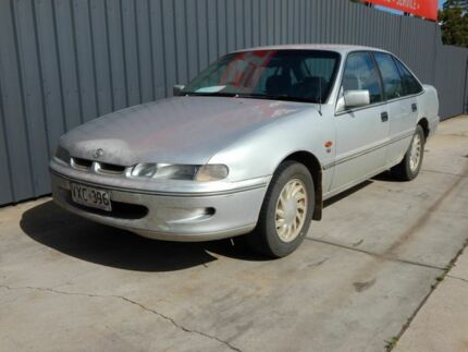 1997 Holden Commodore VS II Berlina Silver 4 Speed Automatic Sedan Blair Athol Port Adelaide Area Preview