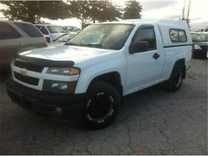 2010 Chevrolet Colorado LT, 5 speed manual, box cover, Low KM's