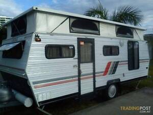 Excellent COROMAL  Pioneer SL Seka 520 OFF ROAD Island Bed AC Boondall