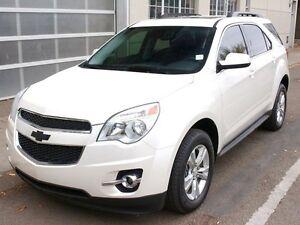 2015 Chevrolet Equinox AWD WHITE DIAMOND LOADED FINANCE AVAILABL