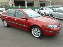 2007 Renault Laguna DCI 2.2 DCI Burgundy 5 Speed Automatic Hatchback Kingsville Maribyrnong Area Preview