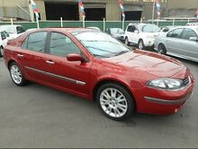 2007 Renault Laguna DCI 2.2 DCI Burgundy 5 Speed Automatic Hatchback West Footscray Maribyrnong Area Preview
