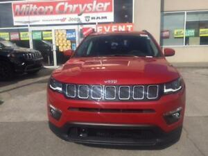2018 Jeep Compass NORTH / NAV / BACK UP CAM