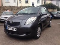Toyota Yaris 1.3 VVT-i TR 5dr one owner