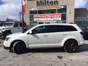 2018 Dodge Journey CROSSROAD AWD|LEATHER| 7PASSENGER|DVD|NAVIGAT