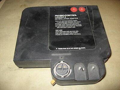 Physio-control Lifepak 9 Defibrillation Adapter Miami