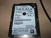 750gb sata 2.5 laptop hard drive ,no texts plz.