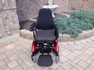 Nomad Electric Wheelchair