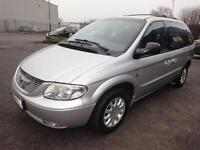 2002 Chrysler Voyager LX Gowring Motability Conversion Automatic 5door