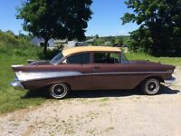 Reduced - 1957 Chevy