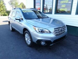 2017 Subaru Outback 2.5i Touring for $242 bi-weekly all in!
