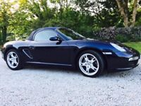 Absolutely Stunning Porsche Boxster 2.7 Low Mileage Metallic Blue. Excellent Condition Throughout