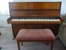 Weinbach piano and stool Sydney Region Preview