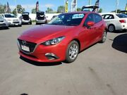 2014 Mazda 3 BM5478 Neo SKYACTIV-Drive Red 6 Speed Sports Automatic Hatchback Hillcrest Logan Area Preview