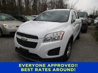 2013 Chevrolet Trax LT Barrie Ontario Preview