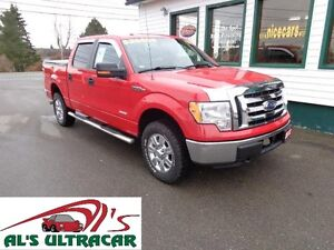 2012 Ford F-150 XLT SuperCrew for only $112 weekly!
