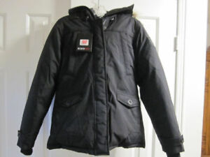 "Down Jacket, ""ECKO RED"" Small, Brand New:REDUCED -- $69.00"