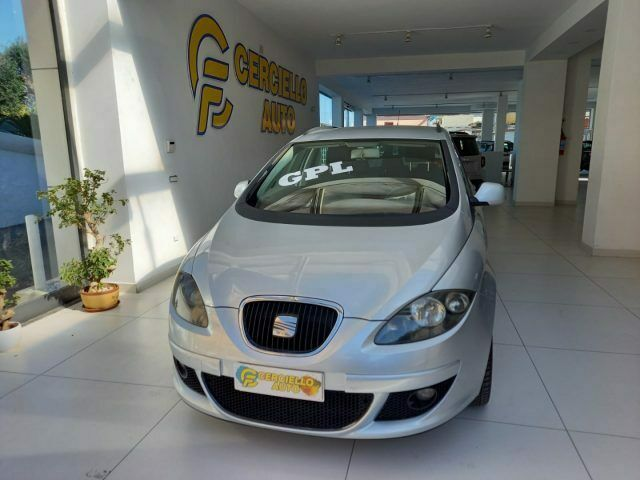 SEAT Altea XL 1.6 Reference Dual (MY09)
