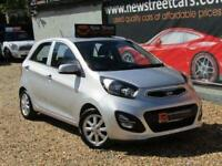 2012 Kia Picanto 1.0 2 5dr Hatchback Petrol Manual