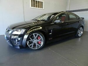 2008 Holden Special Vehicles GTS E Series MY08 Upgrade Black 6 Speed Auto Active Sequential Sedan Woodridge Logan Area Preview
