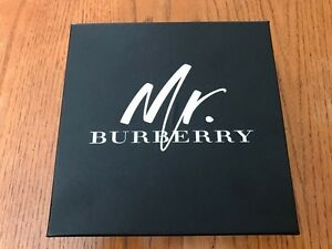 Mr Burberry Cologne 50 ml and Body Wash
