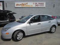MONTH END SPECIAL 1 DAY ONLY 2004 FOCUS $1395 PLUS DOC & GST