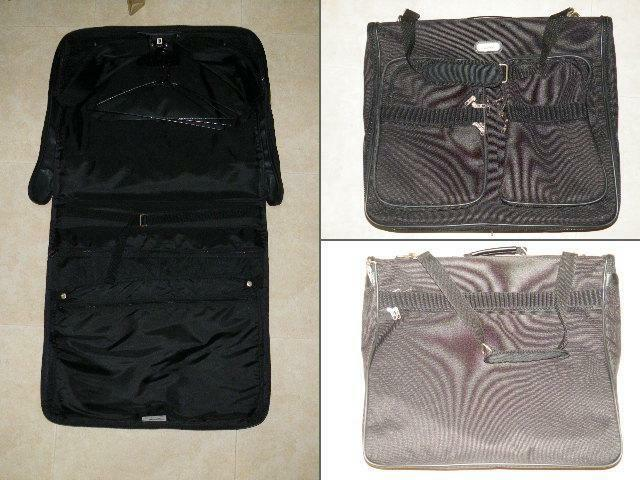 Eminent Black (Multi) Suit (Coat) Carrier