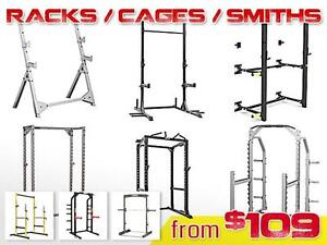 Power Racks / Squat Racks / Half Racks / Cages – Brand New