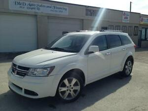 2011 Dodge Journey R/T-AWD-LEATHER-LOADED-ALLOYS