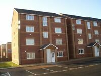 2 bed flat Manchester M28, 699 sq ft, with parking