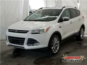 Ford Escape SE Chrome 2.0 AWD GPS Toit Panoramique MAGS 2014