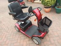 MOBILITY SCOOTER # COLT PRIDE DELUXE # EXCELLENT CONDITION